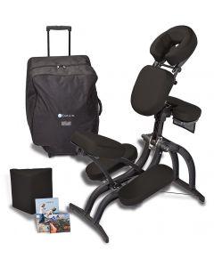 Avila II Portable Massage Chair Package