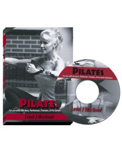 Pilates Level 3 DVD