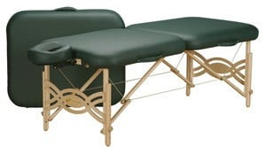 Spirit Massage Table with Headrest and Case