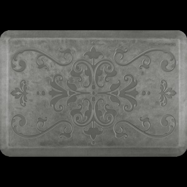 Bella Wellness Estates Collection Shades of Silver Mats