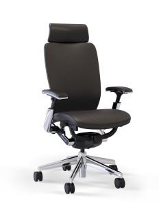 Nightingale IC2 Chair - Black w/ Headrest