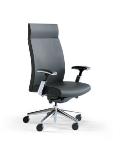 Nightingale EC3 Chair - Black