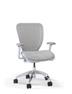Nightingale WXO Chair - Silver