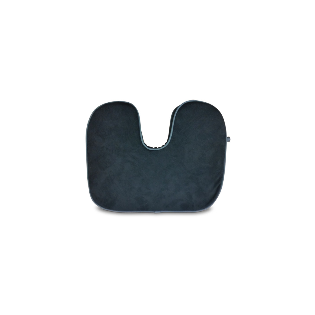 Top View Travel Pal Auto-Inflating Seat Wedge Black