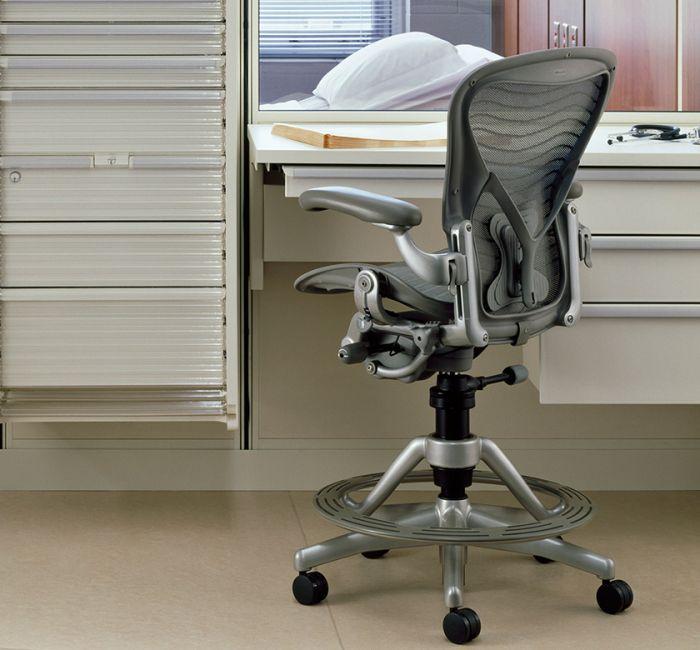 Herman Miller Aeron StoolAeron Stool. Aeron Desk Chair. Home Design Ideas