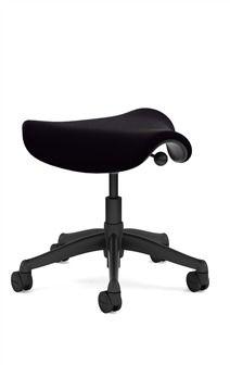 humanscale freedom saddle stool - Saddle Chair