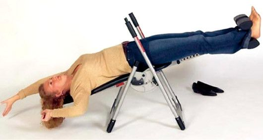 mastercare mini inversion table