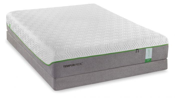 mattress side view. Right Angle Side View Tempur Pedic Flex Supreme Mattress Side View